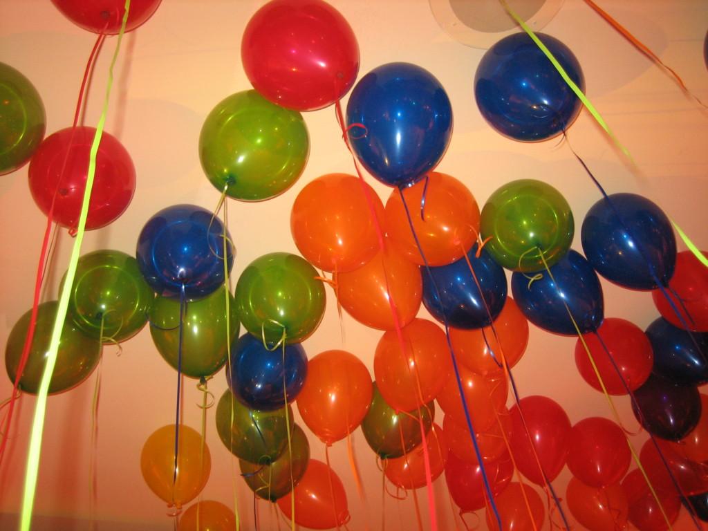 Mitzvah Balloons