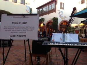 Live 1st Thursday