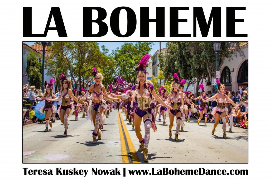 LA BOHEME BANNER FIESTA 2016 4x6